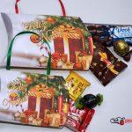 caixa travesseiro natal