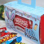 caixa de chocolates personalizada páscoa