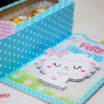 caixa para chocolates páscoa