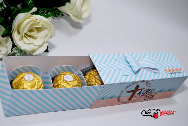 caixinha para doces de páscoa páscoa evangelica