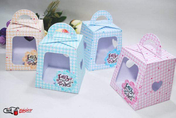 caixinha personalizada Dia das Mães