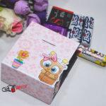 4 mini sacolinha para doces dia dos professores