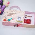 7 caixa para kit manicure dia dos professores