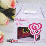 1 lembrancinha Outubro Rosa